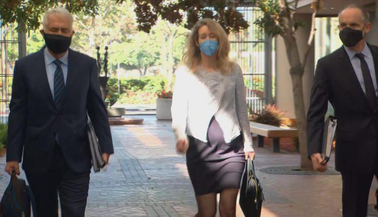Elizabeth Holmes reappears in court as attorneys spar