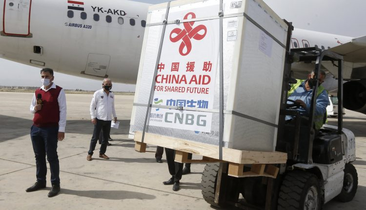 WHO approves Covid vaccine made by China's Sinopharm for emergency