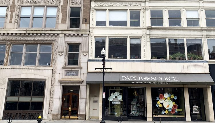 Barnes & Noble owner buys stationery retailer Paper Source out