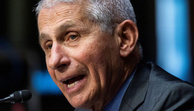 Fauci testifies before U.S. House on NIH budget