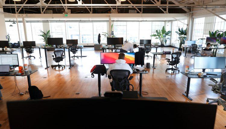 San Francisco tech companies sitting on record amounts of empty