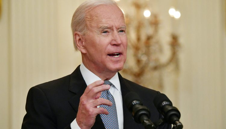 Biden warns states with low immunization rates may see cases