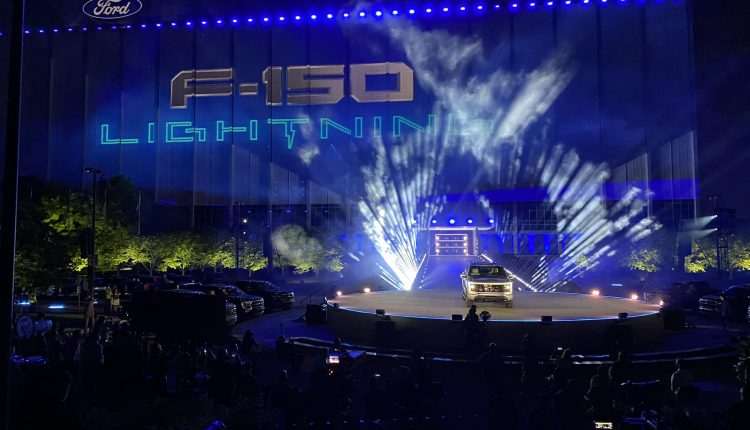 5 things about Ford's F-150 Lightning