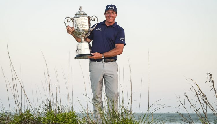 Phil Mickelson's PGA Championship win attracted 6.5 million viewers