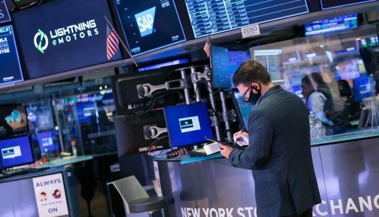 Stock futures rise marginally after Wall Street posts slight decline