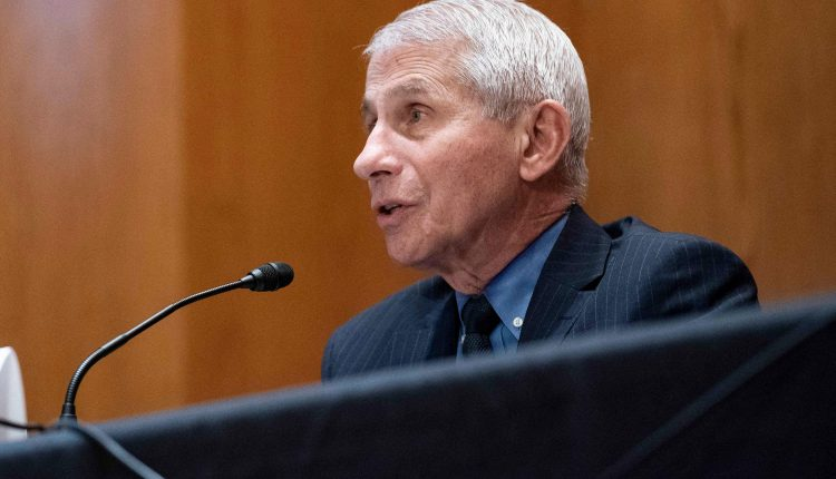 Republicans call for Fauci's termination over shifting position on Wuhan