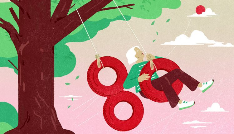 A Jane Brody Birthday Milestone: 80!