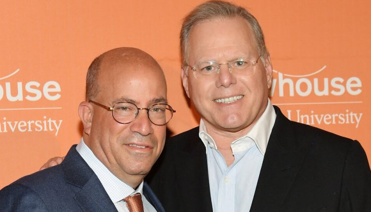 CNN's Jeff Zucker Sees Fortunes Changed with AT&T Deal