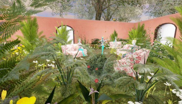 Gucci Garden Invites All Into a Surreal Virtual Roblox Installation