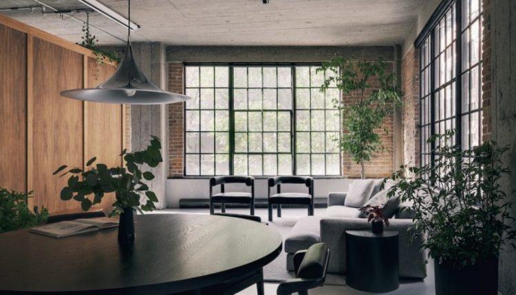 A Minimalist Montreal Loft Renovation by Future Simple Studio