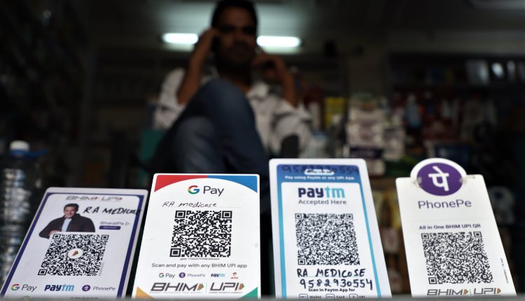 India's digital payments start-up Paytm files for a $2.2 billion