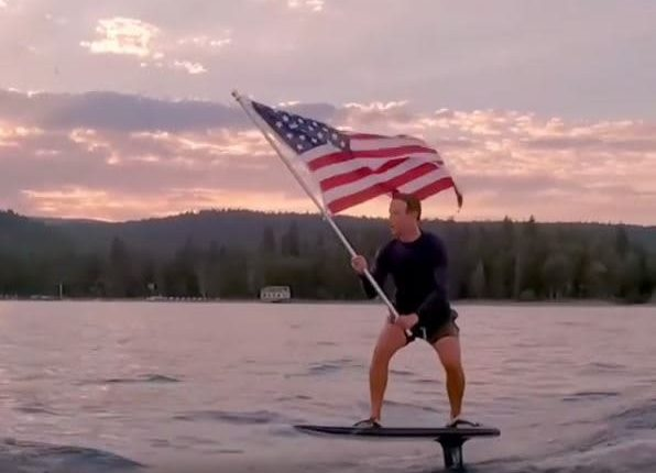 Mark Zuckerberg hydrofoil photos: What is hydrofoiling?