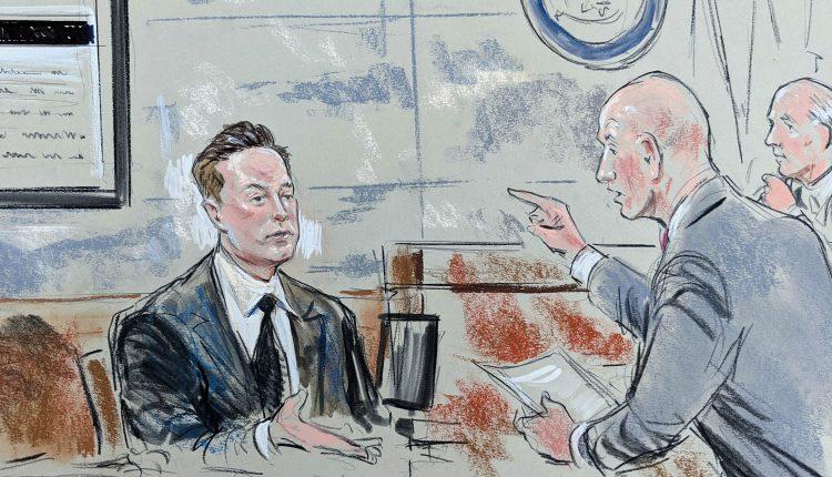 Elon Musk testifies in Tesla shareholder lawsuit over SolarCity acquisition