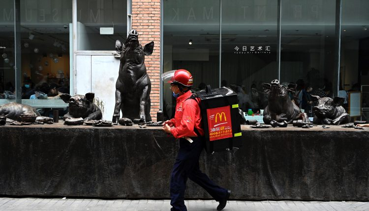 China's GDP grew 7.9% in the second quarter; retail sales