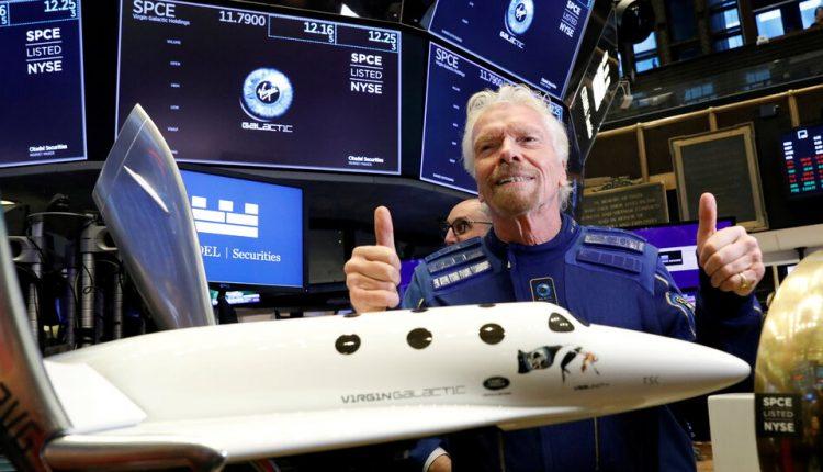Richard Branson's Virgin Galactic Space Plane Flight: How to Watch