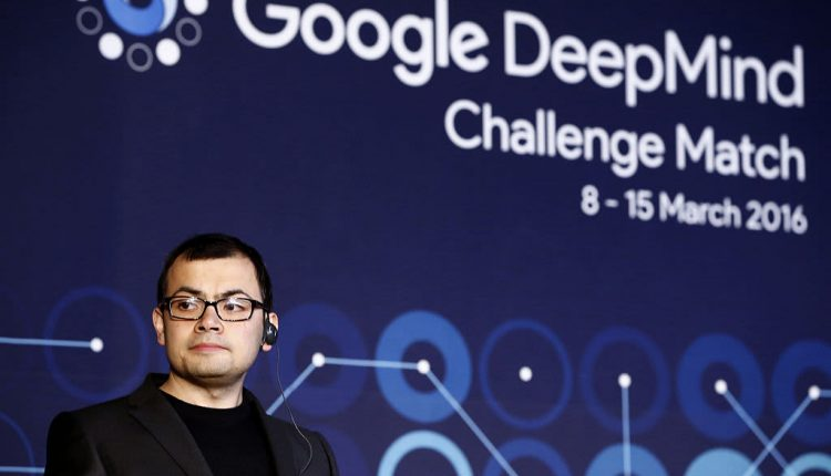 DeepMind A.I. lab shifts focus from climate change