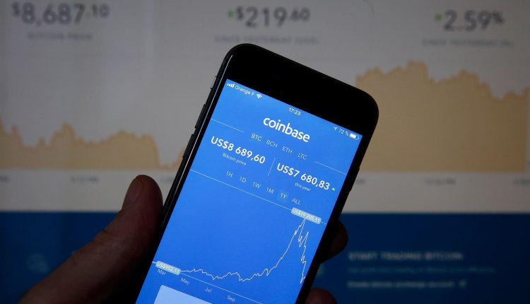 Largest U.S. cryptocurrency exchange Coinbase files for IPO as bitcoin