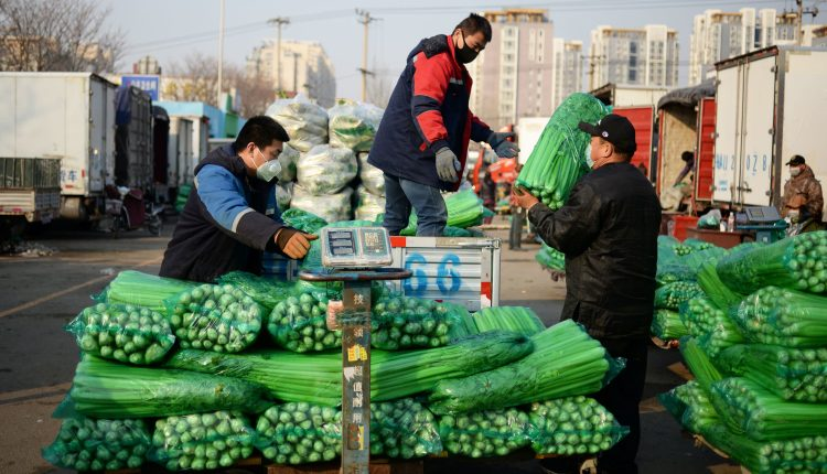 China's consumer prices drop for the first time since 2009