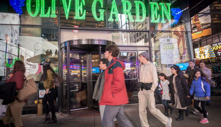 How Covid derailed Olive Garden's success