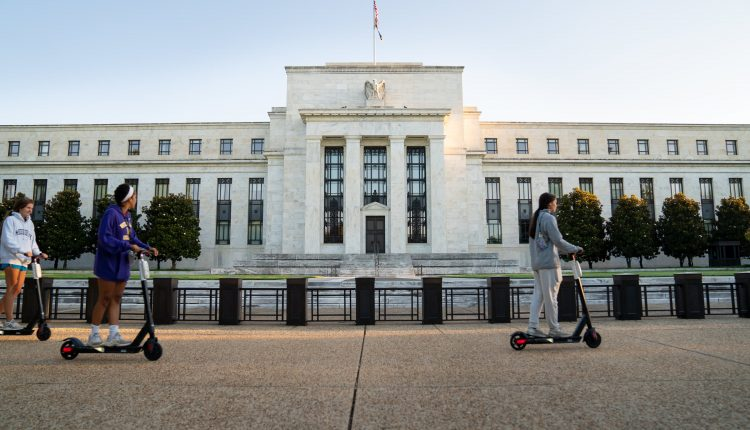 Fed raises its economic outlook slightly, sees 4.2% growth next