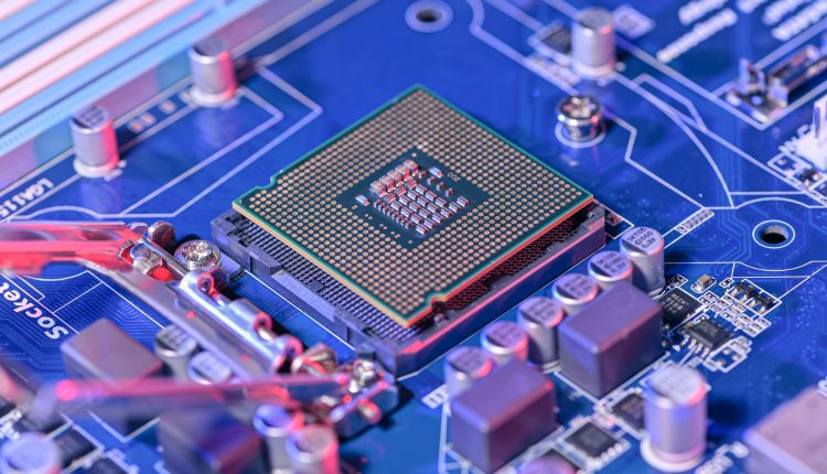 Chipmaker SMIC stock falls as co-CEO plans to resign, it