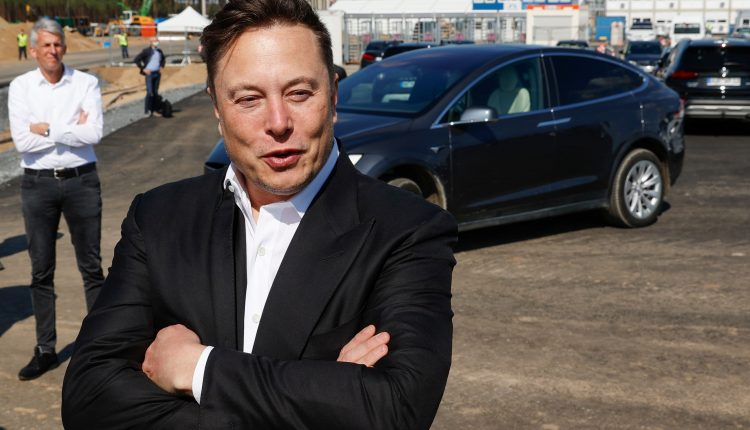 Tesla to replace Apartment Investment and Management in the S&P
