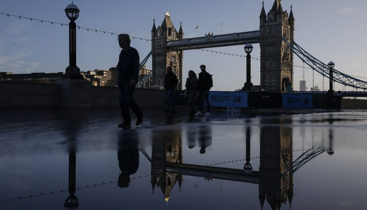 London to move into top tier of restrictions