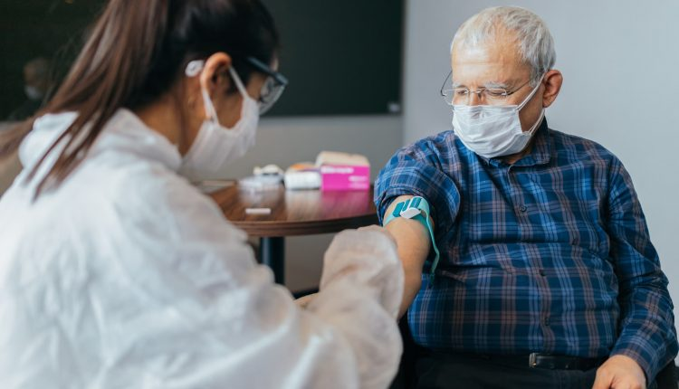 Not all seniors will get Covid vaccine quickly. Most will
