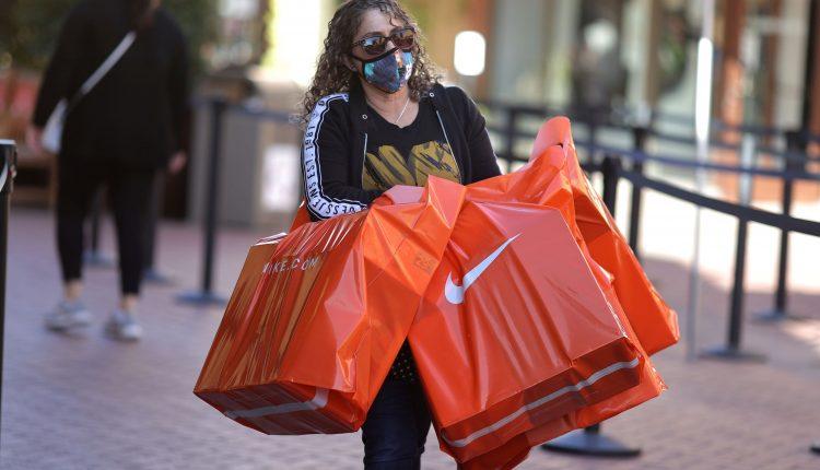 Nike (NKE) reports Q2 fiscal 2021 earnings, sales beat