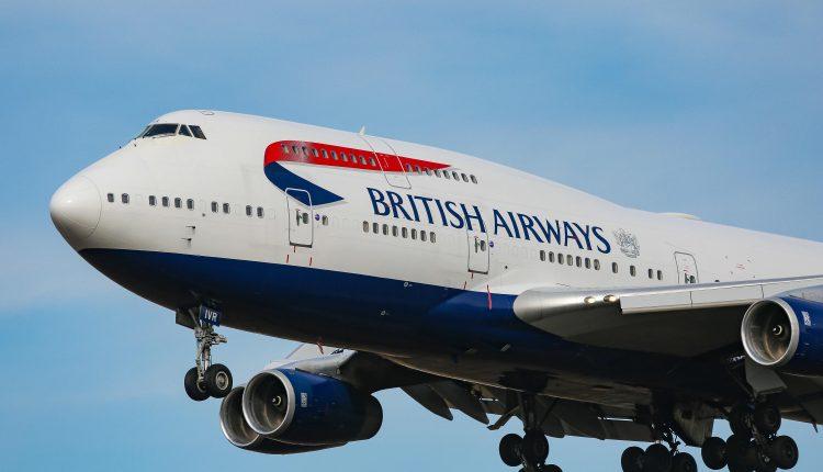 British Airways agrees to require negative coronavirus tests before New