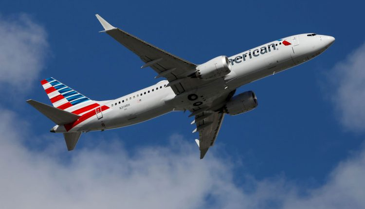 American Airlines sees capacity cuts through February as Covid cases