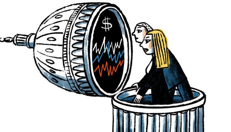 Time to Take a Pledge: No Stocks if You're a