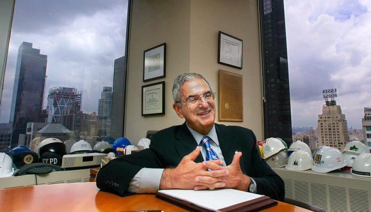 Howard J. Rubenstein, Public Relations Impresario, Dies at 88