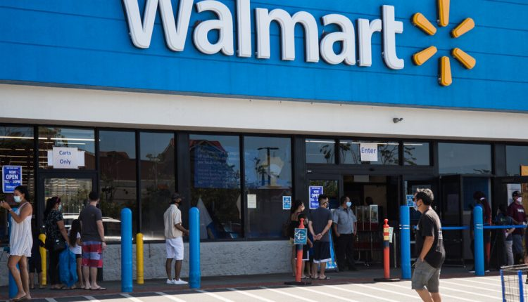 Justice Department Sues Walmart, Saying it Fueled the Nation's Opioid
