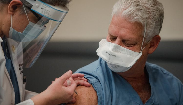 Who Gets the Vaccine Next? Frontline Workers and People Over