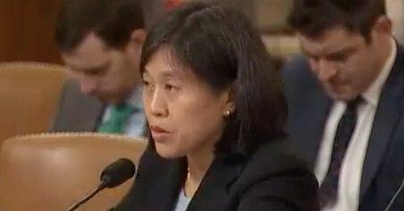 Biden Picks Katherine Tai as Trade Representative