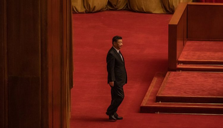 With Concessions and Deals, China's Leader Tries to Box Out