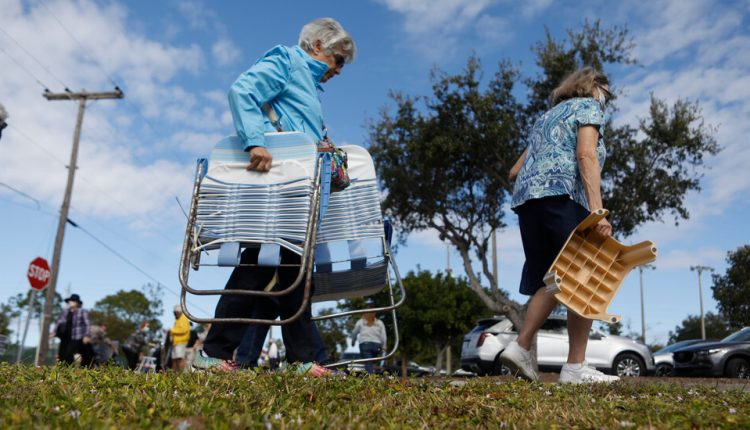 'It Became Sort of Lawless': Florida Vaccine Rollout Turns Into