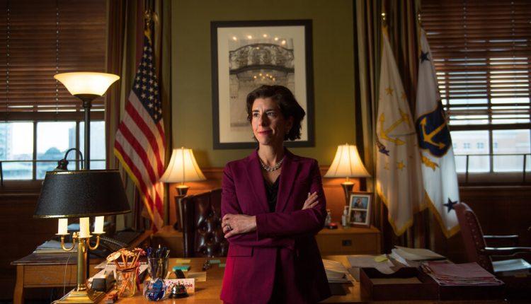 Biden Picks Rhode Island Governor for Commerce Secretary
