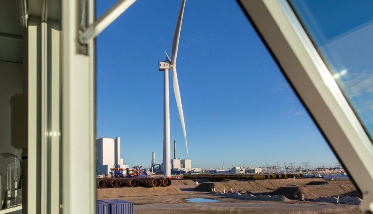 A Monster Wind Turbine Is Upending an Industry