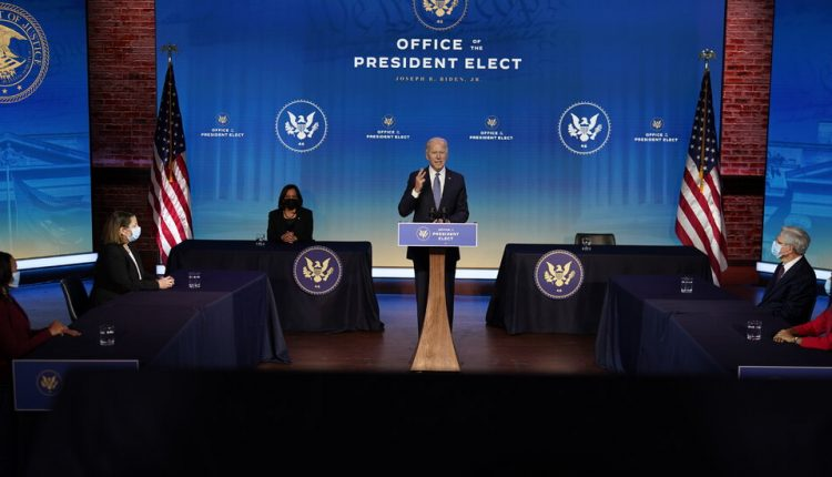 Biden Selects Heads of Labor, Commerce and Small Business Agencies