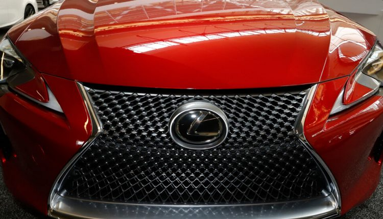 Carmakers Put Their Biggest Faces Forward