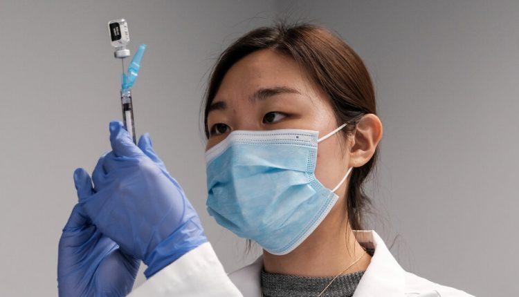 Pfizer Says Its Covid Vaccine Works Against Key Mutation