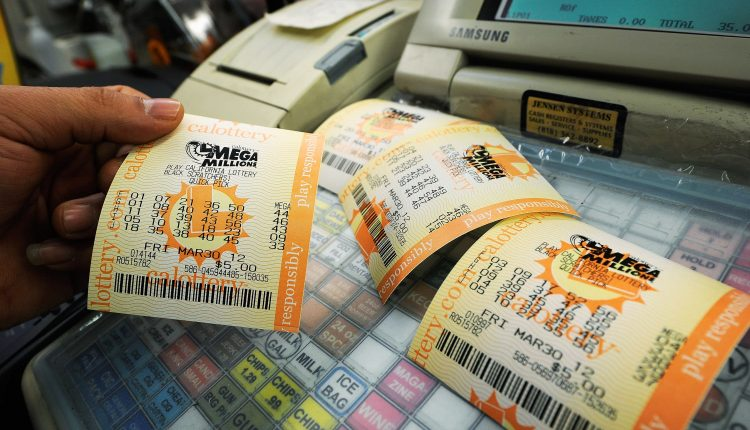 There's nearly $1 billion up for grabs in Mega Millions,