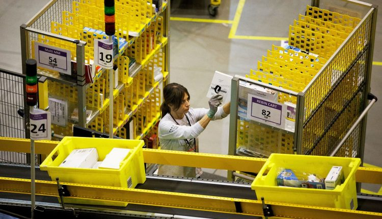 Amazon warehouse workers will hold union vote in Alabama on
