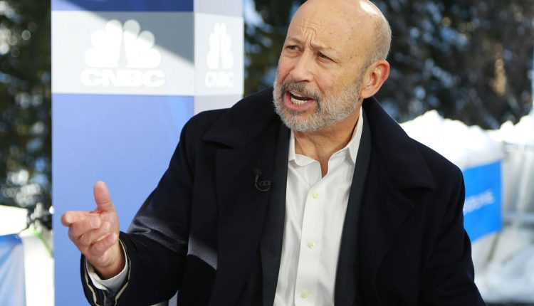 Lloyd Blankfein on how the SPAC rush could go wrong
