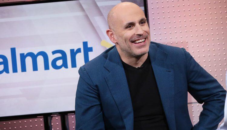 Walmart's Marc Lore to step down after jumpstarting retailer's digital