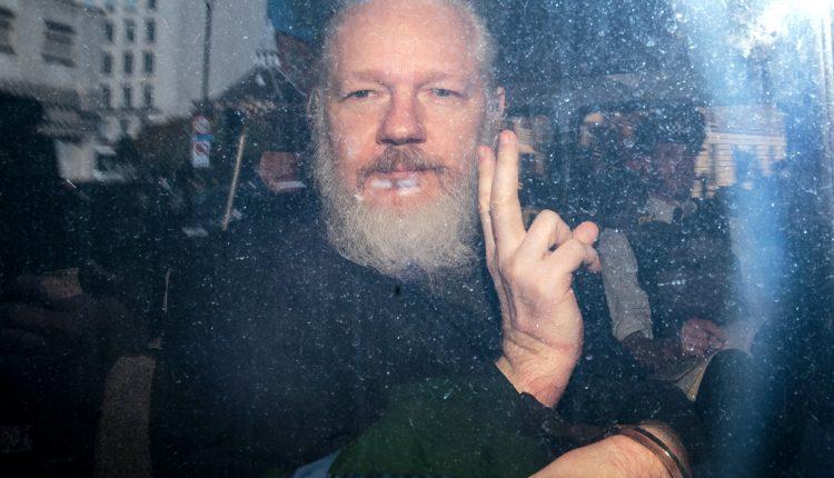 WikiLeaks founder denied bail by London court