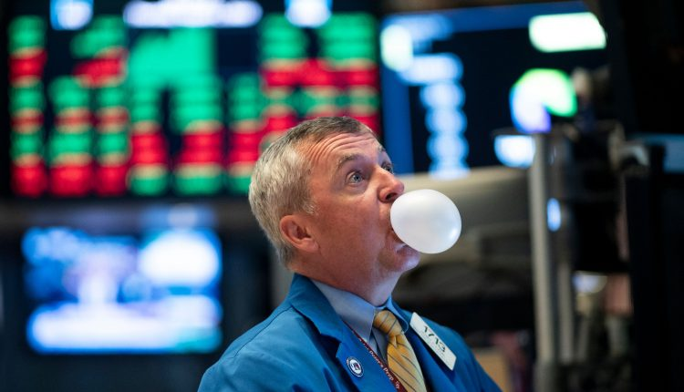 The wealthy are investing like market bubble is here, or