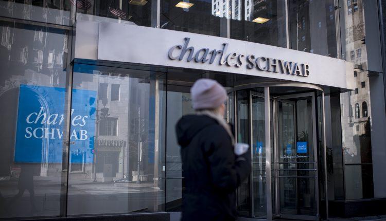 Charles Schwab Q4 2020 earnings